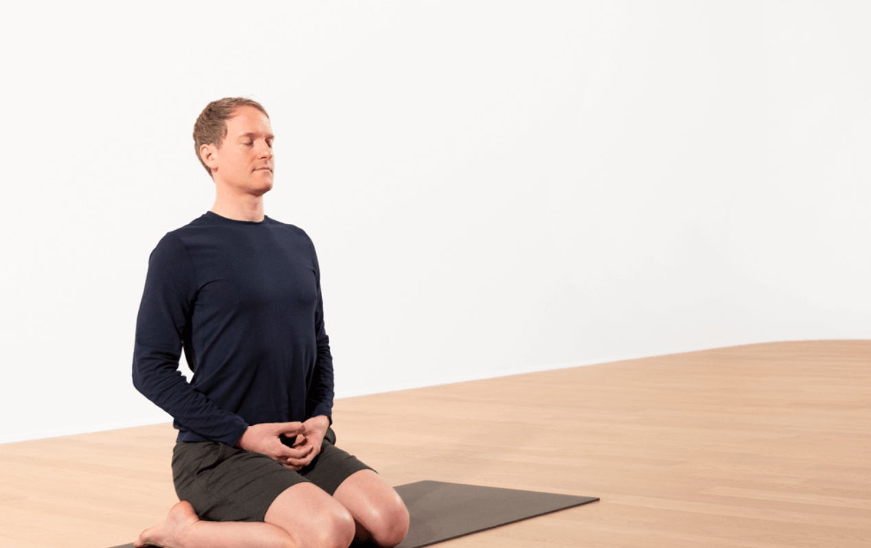 Jason Crandell Meditating | Yoga Meditation | Jason Crandell Yoga