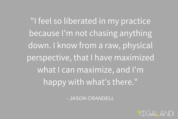 Jason Crandell quote | Yoga and Balance quotes | Yoga Podcast