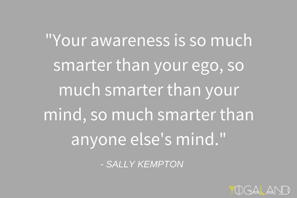 Sally Kempton quote | yoga philosophy podcast | Yogaland Podcast