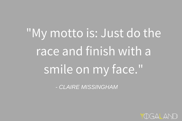 Claire Missingham quote