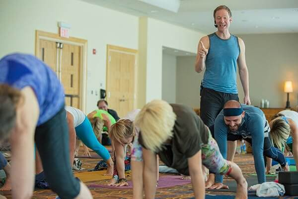 Yoga Etiquette | Jason Crandell teaching | Jason Crandell Vinyasa Yoga Method