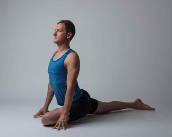 Jason Crandell in Pigeon Pose | 5 Favorite Yoga Poses
