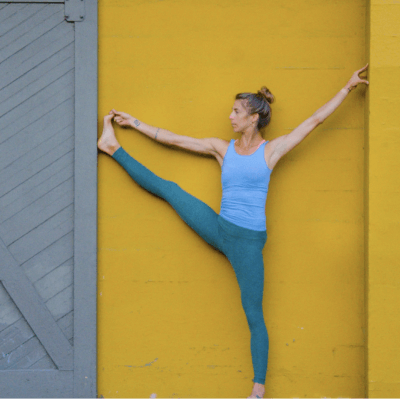 Episode 213: Yoga for Scoliosis with Abby Kraai