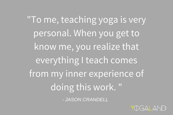 teaching yoga quote | social media yoga | yoga podcast