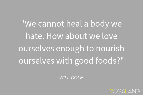 Dr. Will Cole Quote | Ketogenic Diet | Yoga Podcast