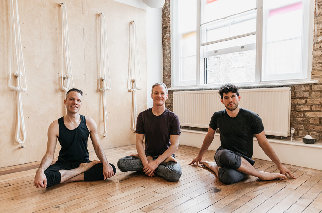 Jason Crandell Adam Hocke Adam Husler Yoga Teacher Training triyoga