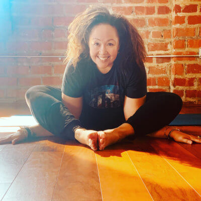 "Episode 202: ""I'm a Black Yoga Teacher in Appalachia"" with Kristin Booker"