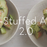 Shrimp-Stuffed Avocados 2.0