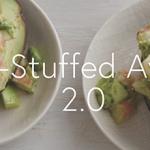 Shrimp-Stuffed Avocados 2.0