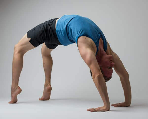 Slow Yoga | Jason Crandell in Urdhva Dhanurasana | Jason Crandell Vinyasa Yoga Method